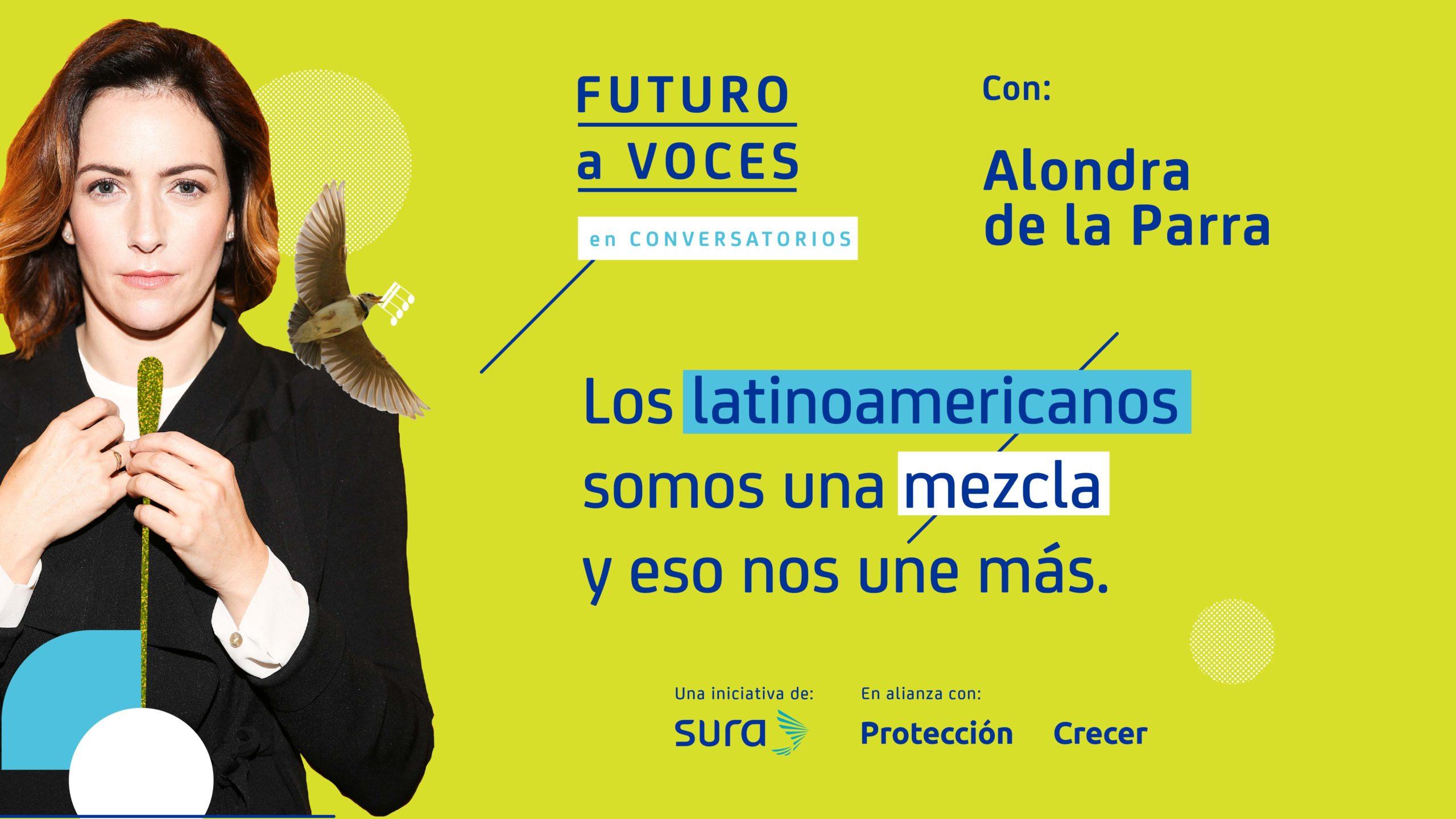 Los latinoamericanos somos una mezcla y eso nos une más