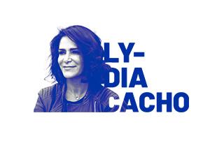 "Lydia Cacho responde sobre su reflexión ""Perspectiva de género"""