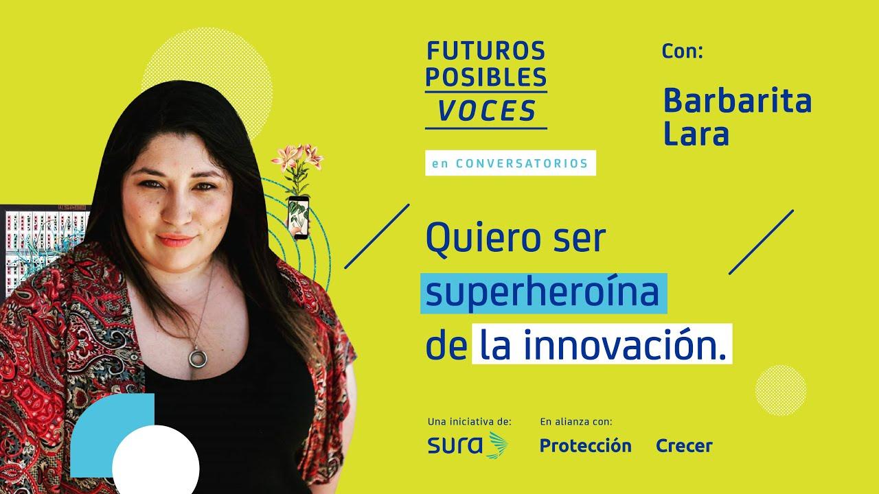 La superheroína del futuro