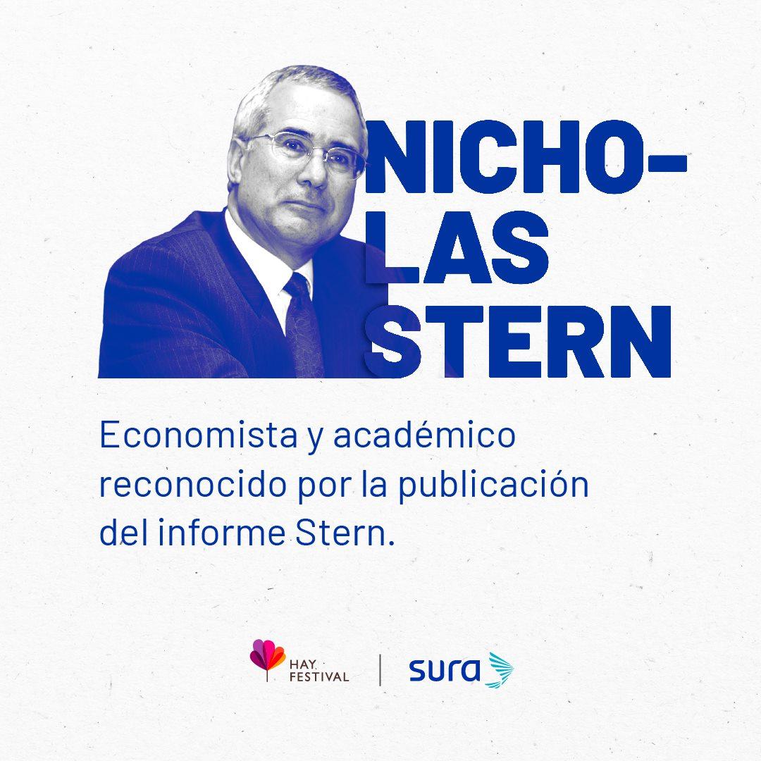 Nicholas Stern