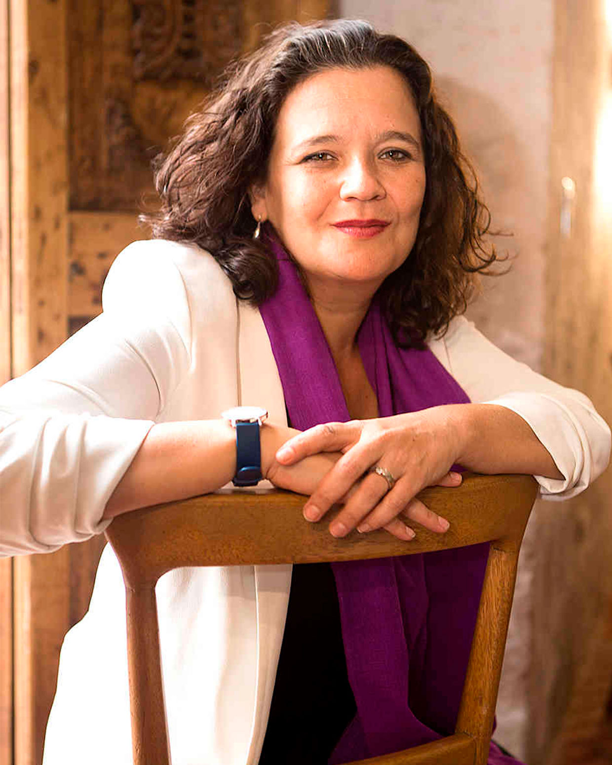 Cristina Fuentes La Roche
