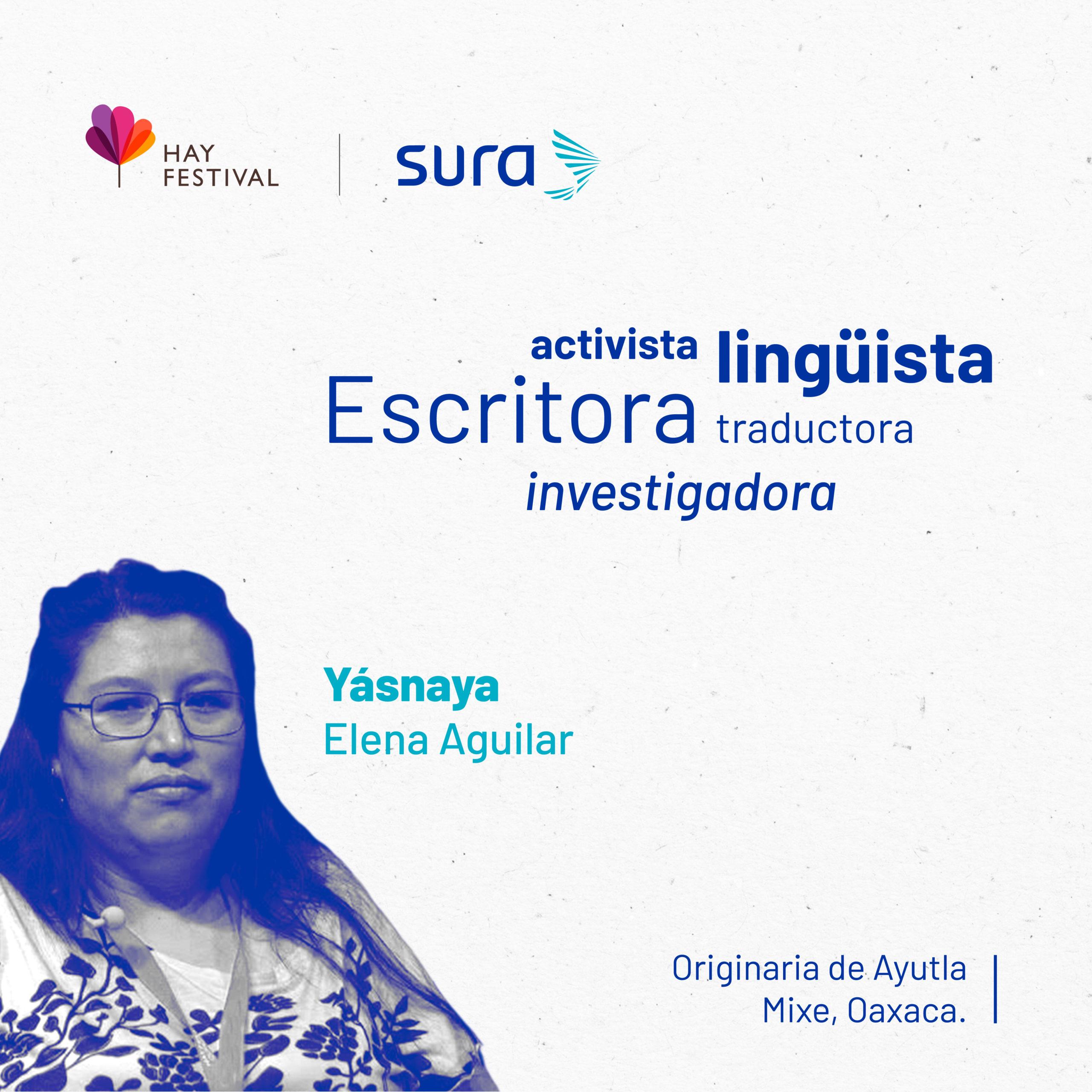 Yásyana Elena Aguilar