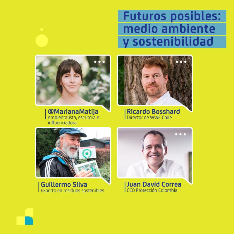 Futuros posibles: medio ambiente y sostenibilidad