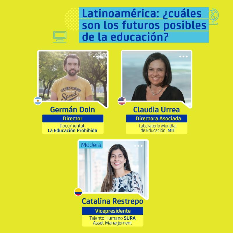 Latinoamérica: ¿Cuáles son los futuros posibles de la educación?