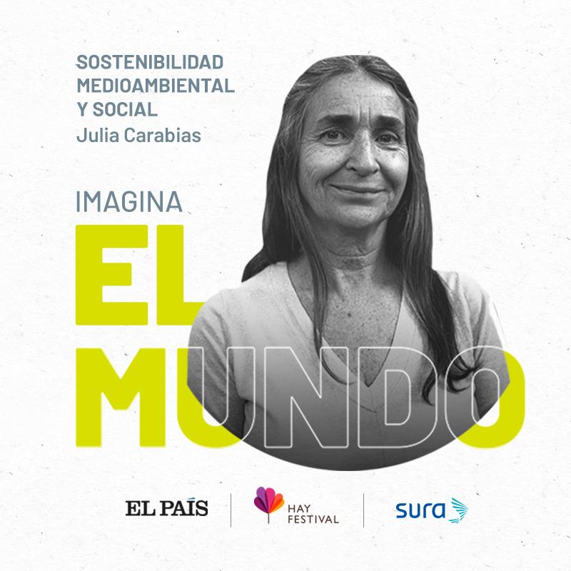 Sostenibilidad medioambiental y social con Julia Carabias